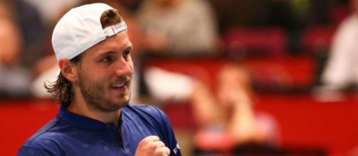 Classement ATP : Grâce à sa victoire à Vienne face à Tsonga, Lucas ... - eurosport.fr