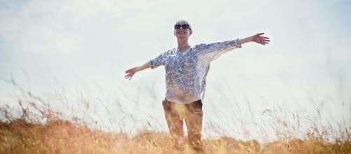Cuatro pasos para la felicidad del corazón-mente
