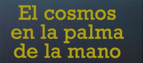 """""""El cosmos en la palma de la mano"""", obra de Manuel Lozano Leyva, explica el origen de la vida misma"""