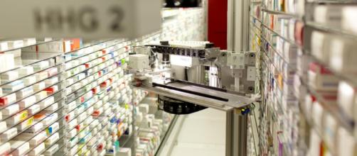 El futuro de la automatización de la farmacia y la robótica de la farmacia.