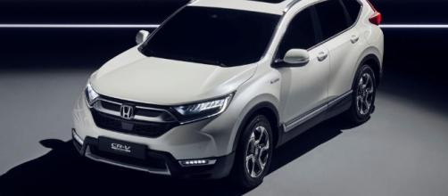 El nuevo Honda CR-V dirá adiós al diésel para dar la bienvenida a ... - agritrasaautomocion.com