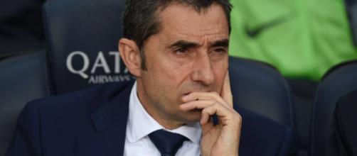 Ernesto Valverde confundido por penalización del arbitro