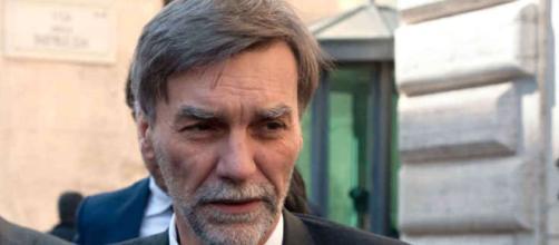 Graziano Delrio è l'attuale ministro delle Infrastrutture - radiocl1.it