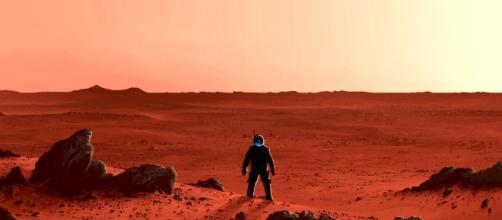 Los científicos han examinado los suelos en aquellas partes del desierto de Atacama que pueden no ver lluvias por décadas