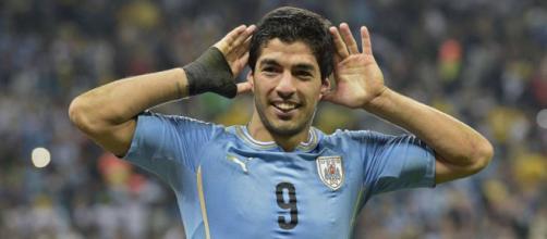 Luis Alberto Suárez Díaz es un futbolista uruguayo.