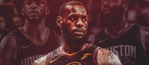 """NBA: Los Rockets ya han comenzado """"la caza"""" de LeBron James ... - marca.com"""