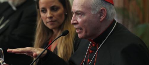 Reunión privada del cardenal Carlos Aguiar y la alcaldesa de Roma ... - unam.mx