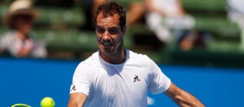 Richard Gasquet élimine Blaz Kavcic au 1er tour - Open d'Australie ... - eurosport.fr