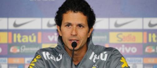 Rodrigo Lasmar Doctor del seleccionado brasileño