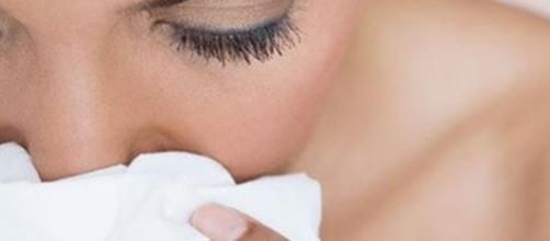 Sangue dal naso: le trovano un parassita sconosciuto