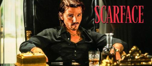 """Scarface """"Remake se establecerá en Los Ángeles y la estrella Diego Luna como ... - latinlife.com"""