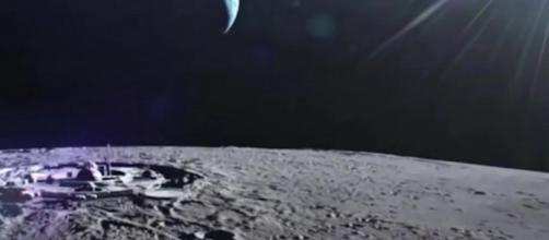 Una firma alemana instalará una red 4G en la Luna para 2019