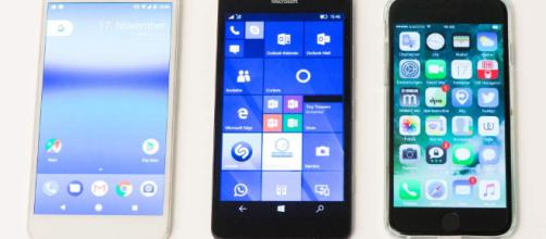 Windows Phone, iOS o Android ¿Cuál es el mejor sistema operativo ... - estrategiaynegocios.net