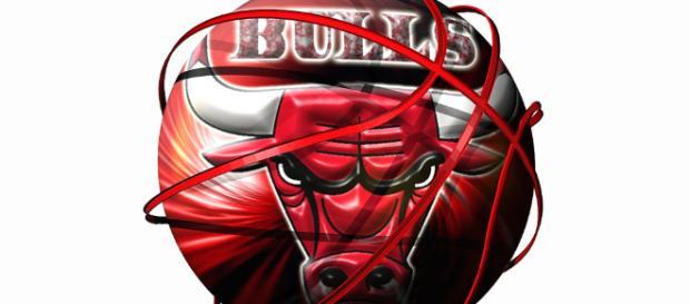 Chicago Bulls NBA logo wallpaper | NBA Basketball Logo Wallp… | Flickr - flickr.com