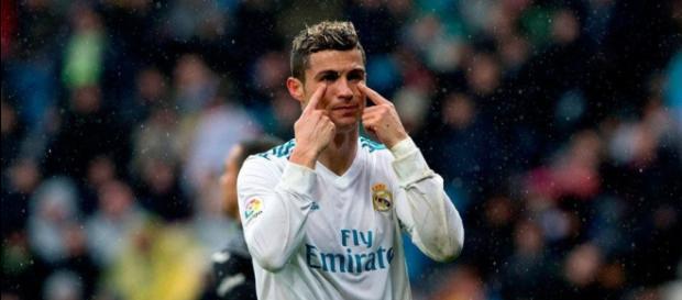 Cristiano Ronaldo estalla contra Zidane en el Real Madrid-PSG (y ... - diariogol.com