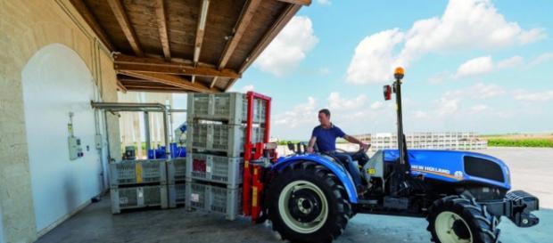 Criterios para la selección de un tractor agrícola en una granja.