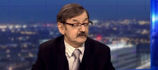 Dr Targalski był gościem Doroty Kani (foto: youtube.com)