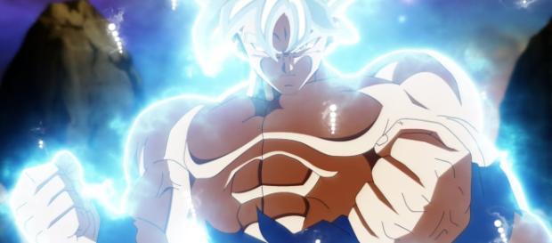'Dragon Ball Super' Full body image of Son Goku in his perfect UI form unleashed.[Image Credit: MaSTARMedia/YouTube Screenshot]