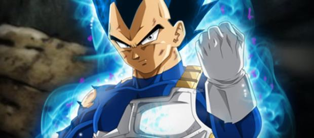 'Dragon Ball Super': Official name of Vegeta's new transformation revealed. - [Image Credit: MadDBZ / YouTube Screenshot]