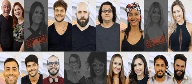 Enquete UOL mostra quem merece vencer o BBB18 (Foto: TV Globo)