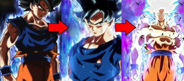 Evolución del Migatte no Gokui (Ultra Instinto).