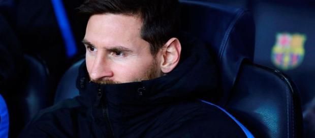 La estrategia de Messi complica los planes de Valverde
