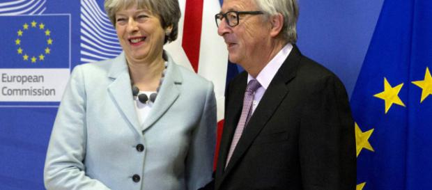 May solo pagará la factura del Brexit si hay acuerdo final - republica.com