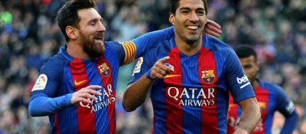 Messi y Suárez 16 goles en 6 partidos juntos | Radio Huancavilca 830AM - com.ec