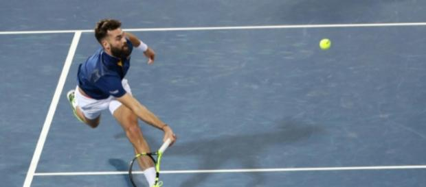 Tennis: Benoît Paire se fait peur à Dubaï - Libération - liberation.fr