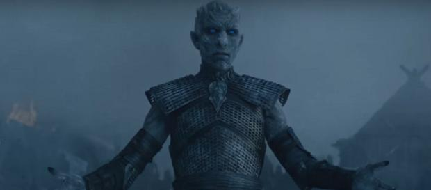 The Night King/ Photo: screenshot via GameofThrones channel on YouTube