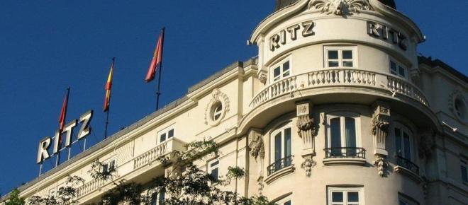 El hotel Ritz cierra sus puertas por obras de remodelación