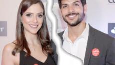 Internautas fazem campanha para Ana Lúcia terminar noivado com Lucas, do 'BBB18'