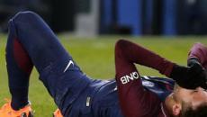 Neymar: Paris St-Germain se lesionó y se fue de seis a ocho semanas