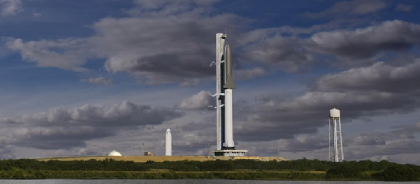 SpaceX contemplates building the Big Falcon Rocket in ...