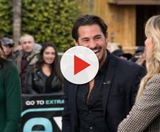Sarah et Rémi Notta (Les Anges ) créent le buzz à la télévision américaine aux côtés de Mario Lopez !