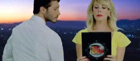 Isola dei famosi 2018: Alessia Marcuzzi e Stefano De Martino