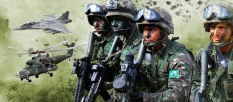 Jovens podem ser recrutados pelo Exército ao fazer 18 anos