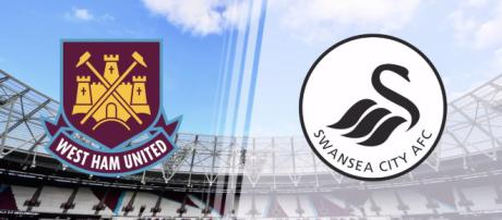 Swansea vs West Ham a la espera