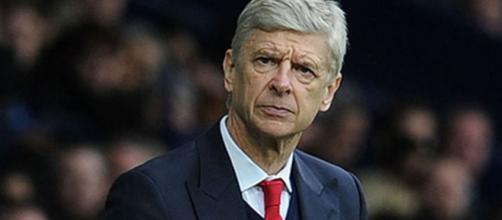 Arsène Wenger, entrenador del Arsenal de la Premier League