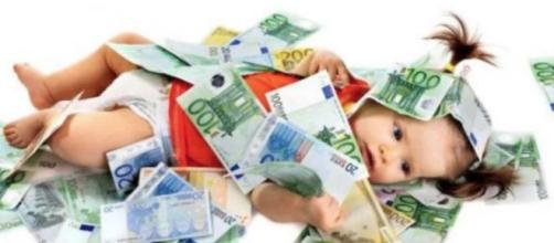 Bonus figli universale da 150 euro