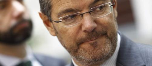 A Rafael Catalá le parece 'absurda' la propuesta de Jordi Sánchez como president