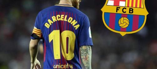 Filtrado: Esta sería la camisa del Barcelona para la próxima ... - diez.hn