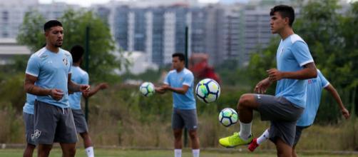 Fluminense está pronto para encarar o Avaí pela Copa do Brasil