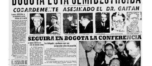 Fotos: El Bogotazo - Galería de Fotos - ELTIEMPO.COM - Linkis.com - ln.is
