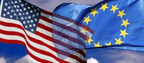Guerra comercial : EEUU vs UE.