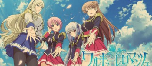 Hablemos de Walkure Romanze the anime