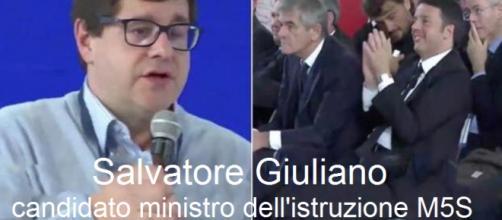 Il 'Renziano' candidato dei 5 stelle