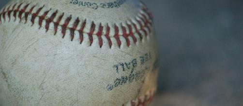Image of a baseball -- Sean Winters/Flickr