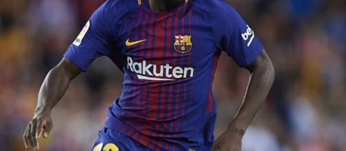 La estrella de Barcelona Samuel Umtiti es buscada por Man Utd