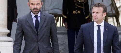 La popularité d'Emmanuel Macron et d'Édouard Philippe en légère baisse - rtl.fr